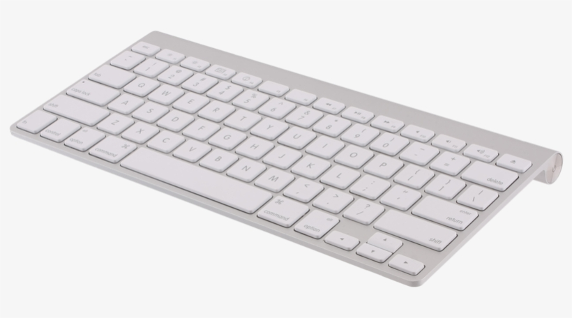 Apple Keyboard Png Banner Black And White.