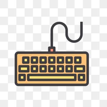 Apple Keyboard PNG Images.