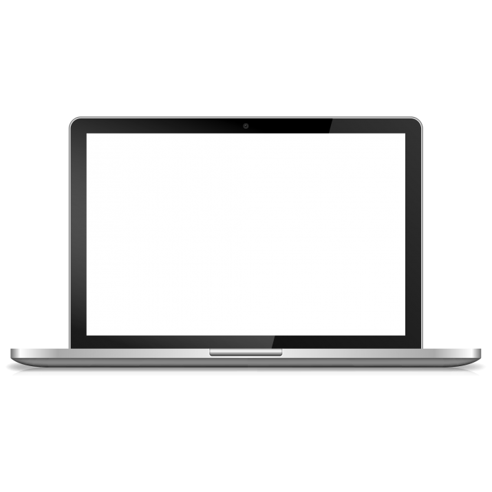 Apple Laptop PNG.