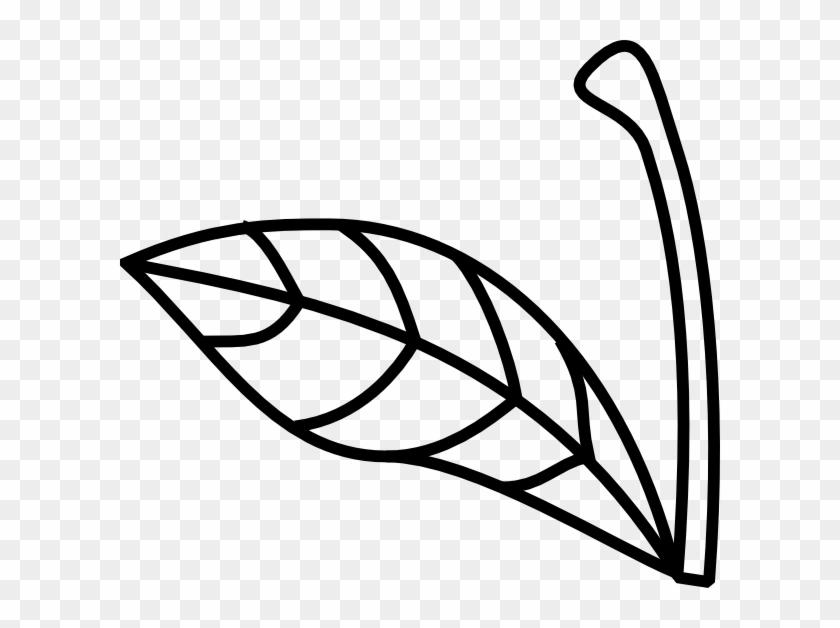 Download Free png Apple Stem Leaf Clip Art Stem Clip Art Black And.
