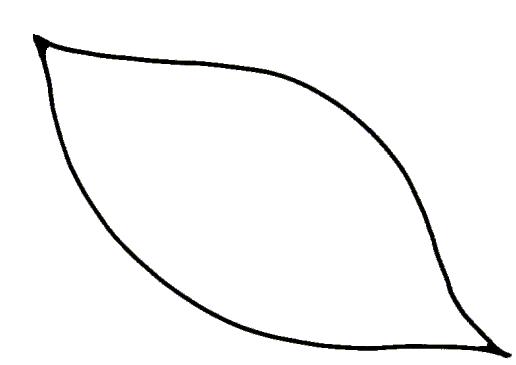 Apple Leaf Clipart.