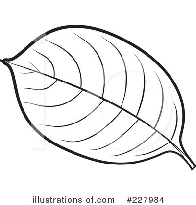 Apple Leaf Clipart Black And White & Free Clip Art Images #2393.