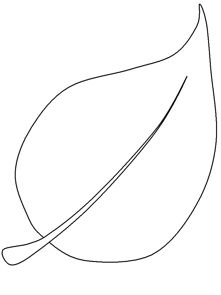 Apple Leaf Template Free Download Clip Art.