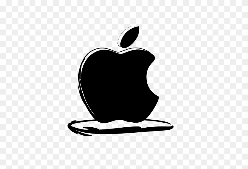Apple Logo Transparent Png, Apple Logo Png.