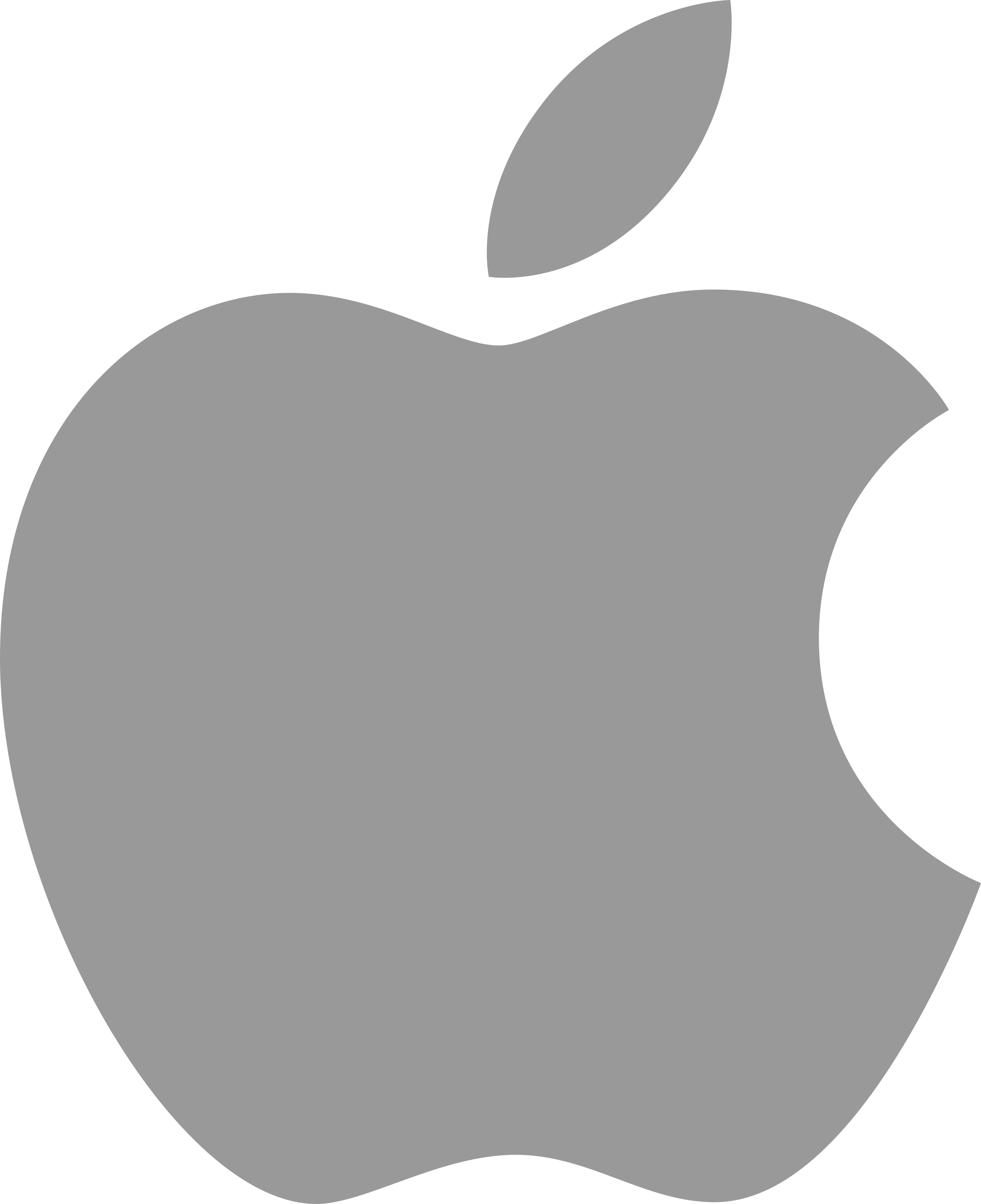 Apple Logo PNG Transparent & SVG Vector.