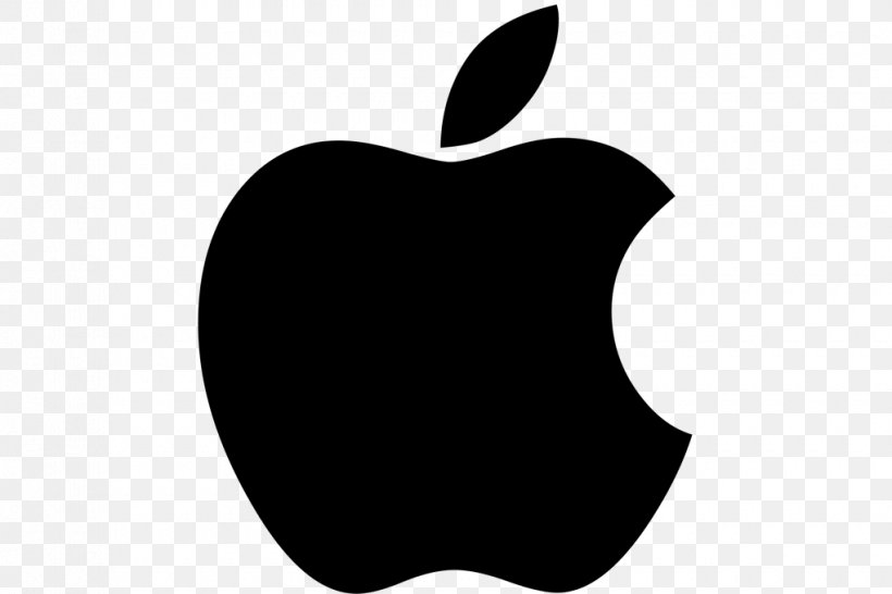 Apple Logo Clip Art, PNG, 1020x680px, Apple, Black, Black.
