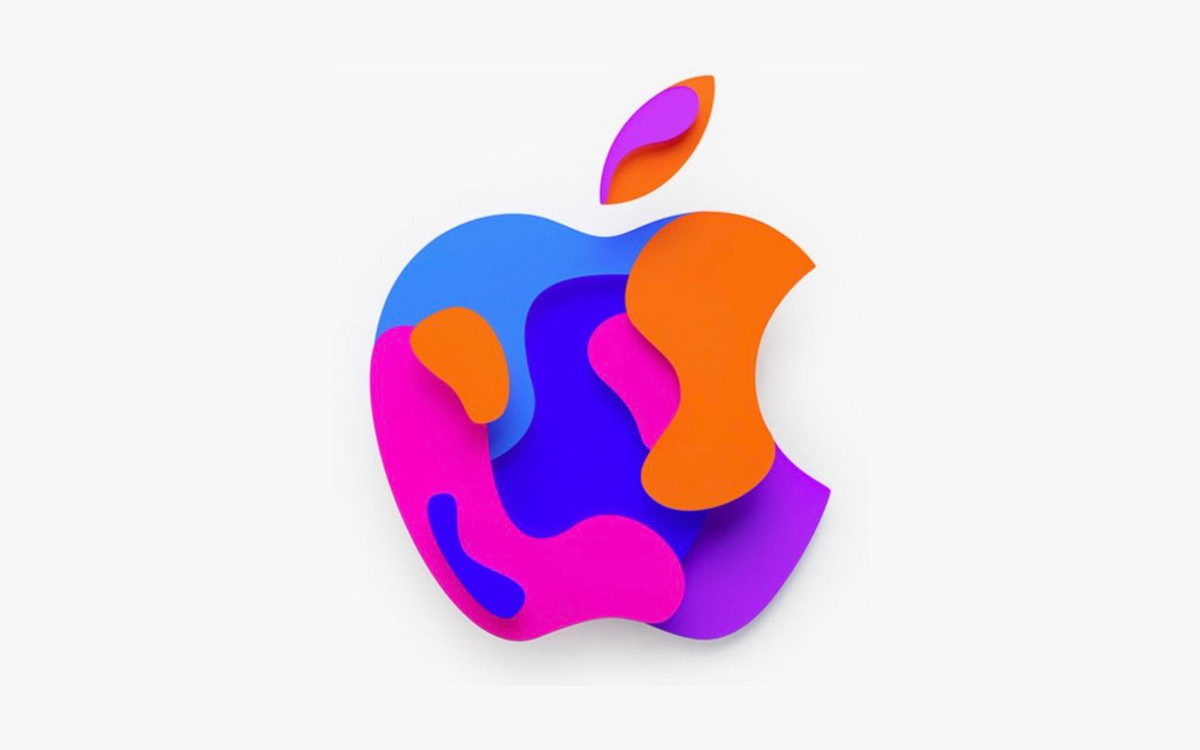 Check out these custom logos Apple made for its October 30th.