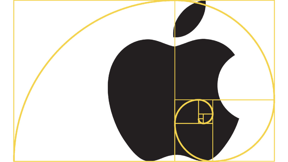 Does the Apple Logo Really Adhere To the Golden Ratio?.