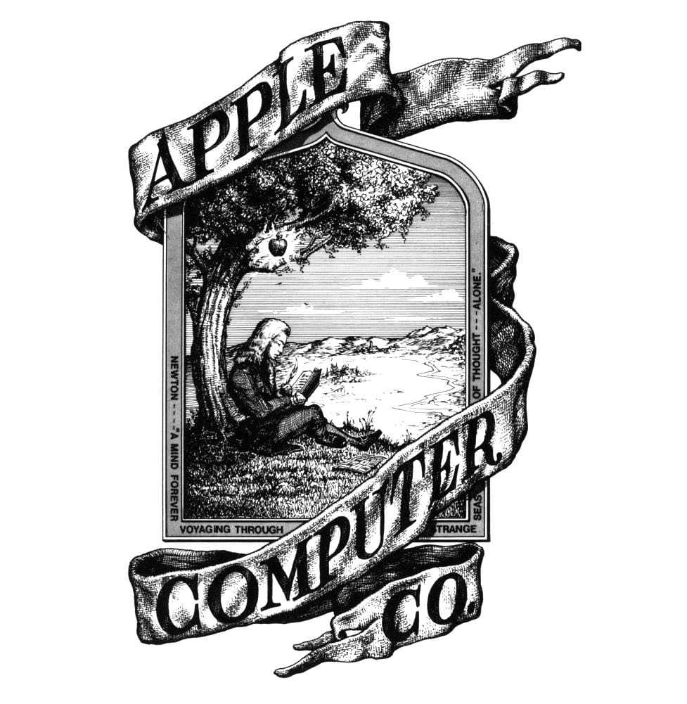 The History of the Apple Logo.
