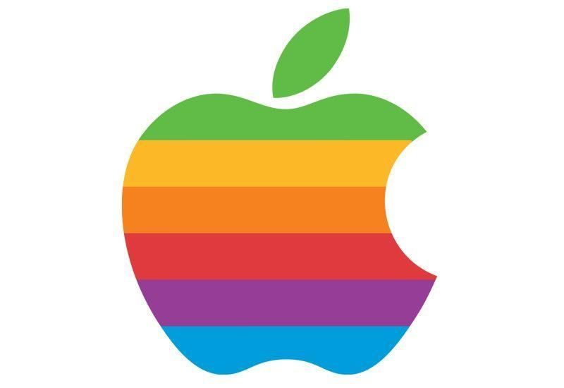 The true story behind the Apple logo.
