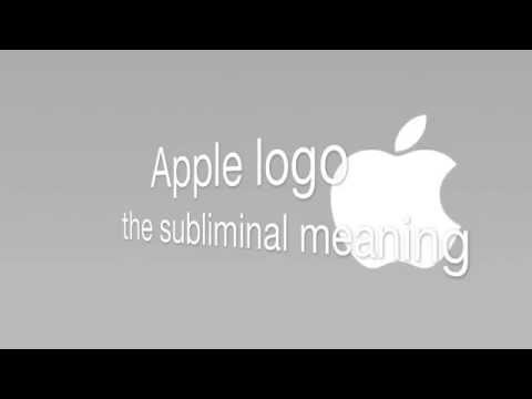 Apple logo the subliminal meaning.