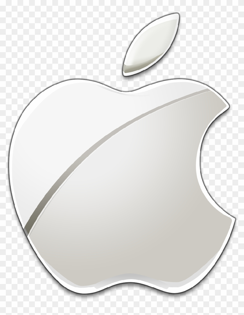 Clipart Apple Icon.