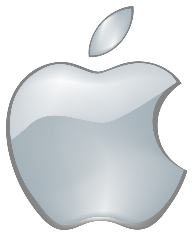 Download Free png Apple logo PNG, Download PNG image with.