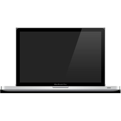Apple, computer, laptop, macbook air icon.