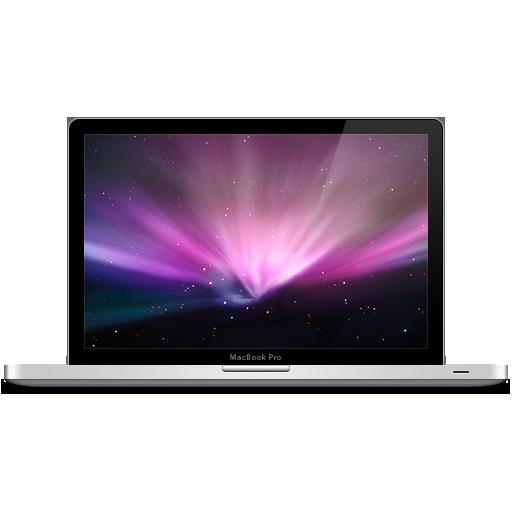 Apple, computer, laptop, mac, macbook pro icon.