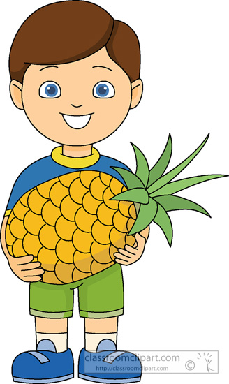 pineapple clip art free clipart images pineapple.