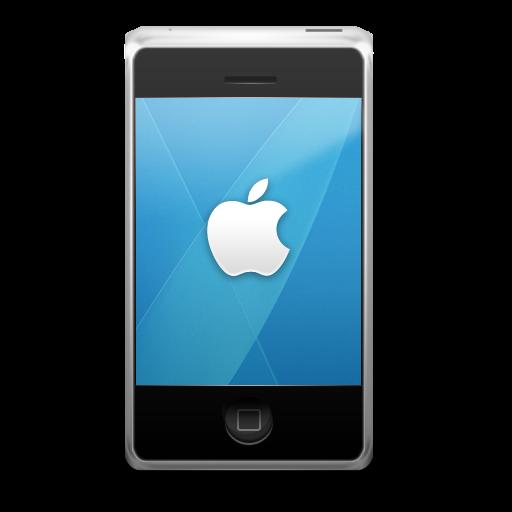 Apple Mobile Clipart.