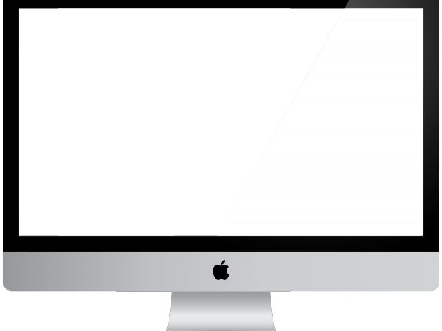 Display Clipart Apple Computer.