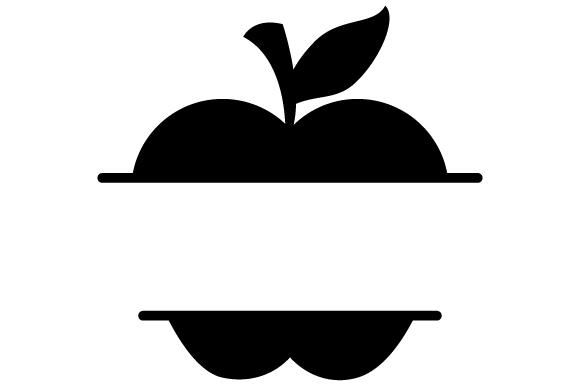 Apple Split Monogram.