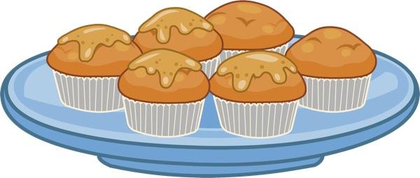 Mini Pumpkin Muffins with Apple Butter Recipe.