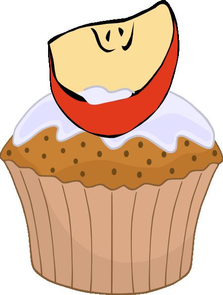 Muffin Clip Art at Clker.com.