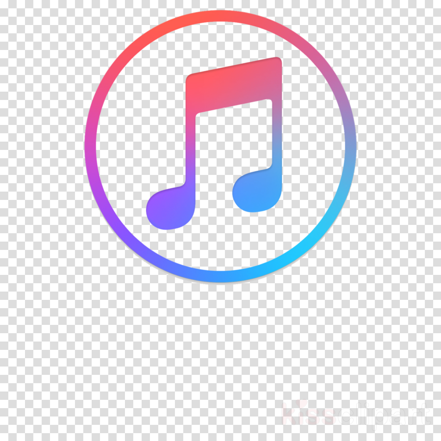 Apple Music Logo clipart.