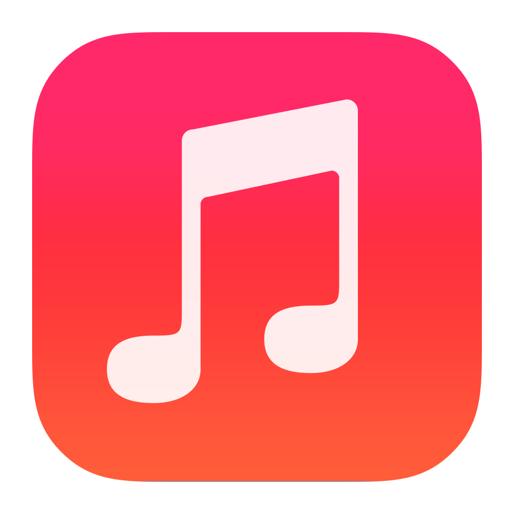 Music Icon PNG Image.