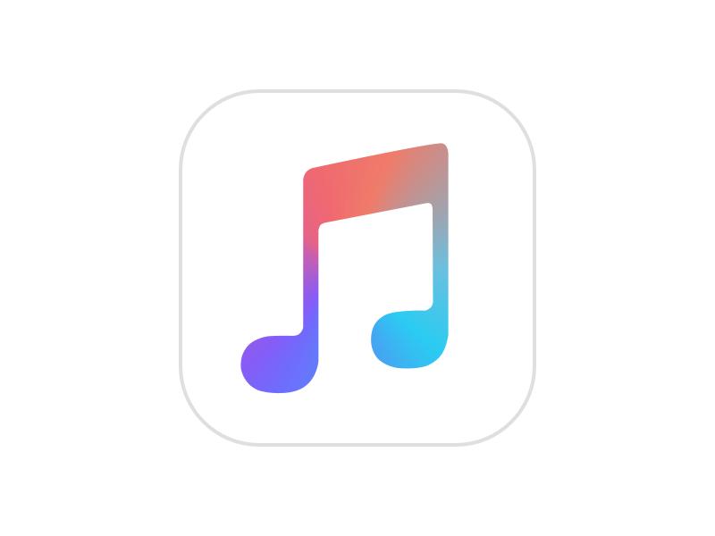 Ios Music Icon #343685.