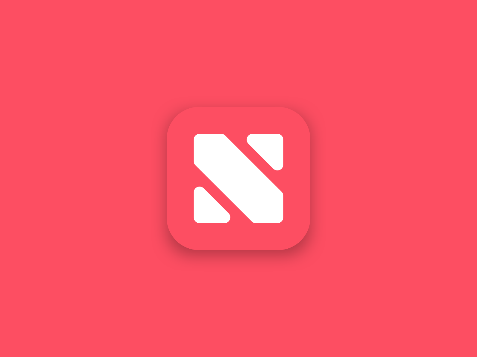 Apple News Icon by Damian Kidd on Dribbble.