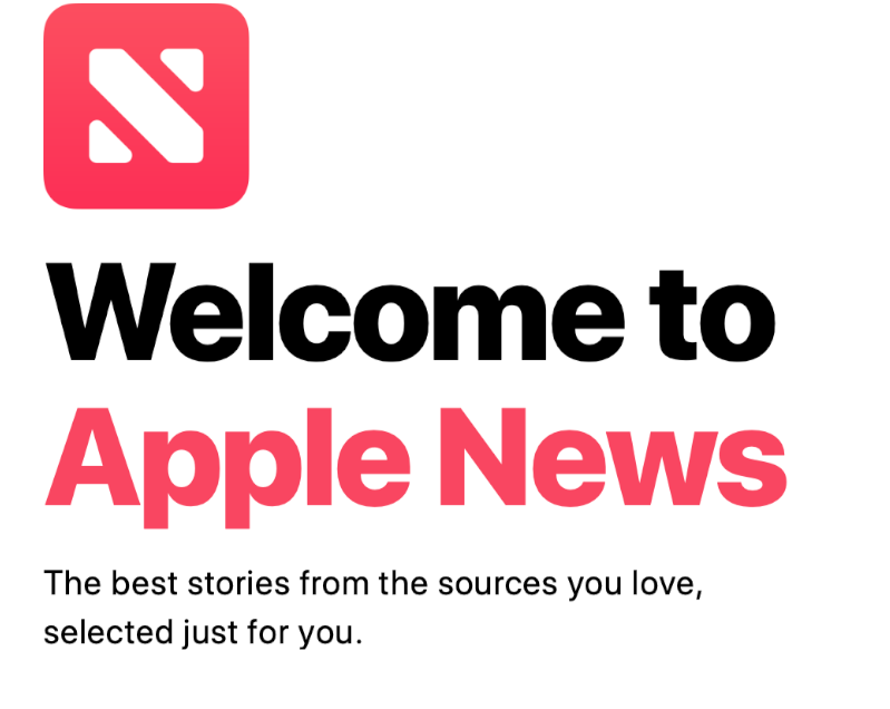 Apple News Logo is just the Dota 2 logo with white background : DotA2.