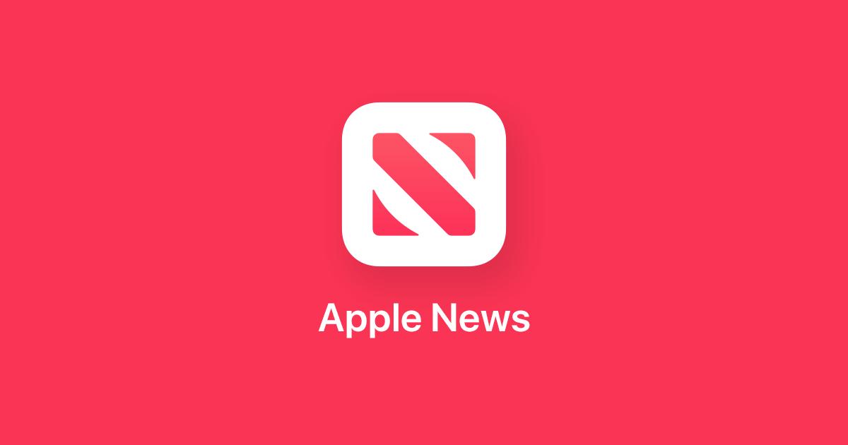 Apple News.