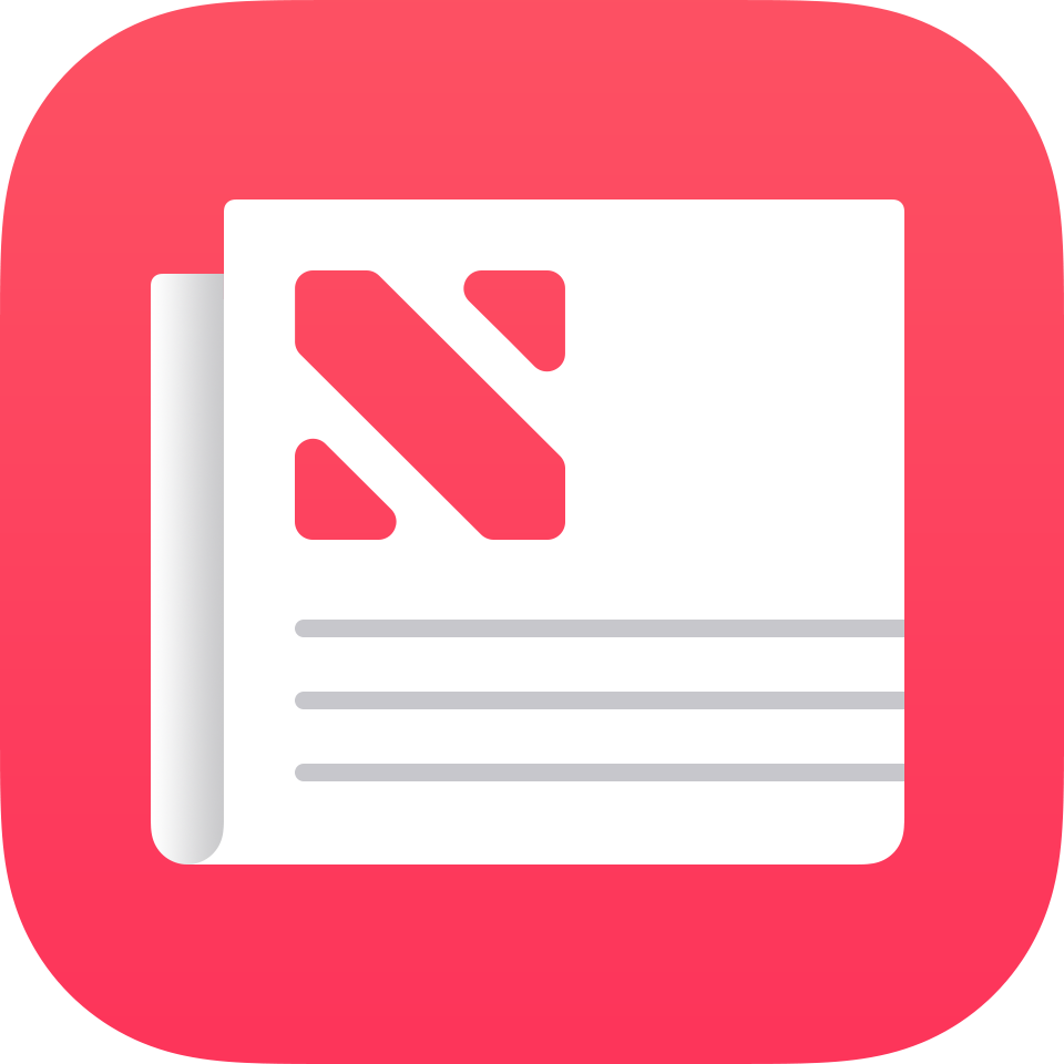 File:Apple News icon (iOS).png.