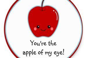 Apple of my eye clipart 3 » Clipart Portal.