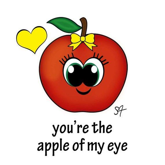 Apple of my eye clipart 5 » Clipart Portal.