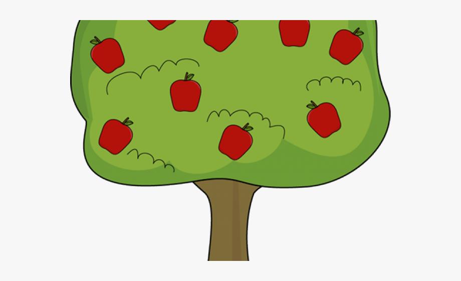 Seed Clipart Apple Tree.