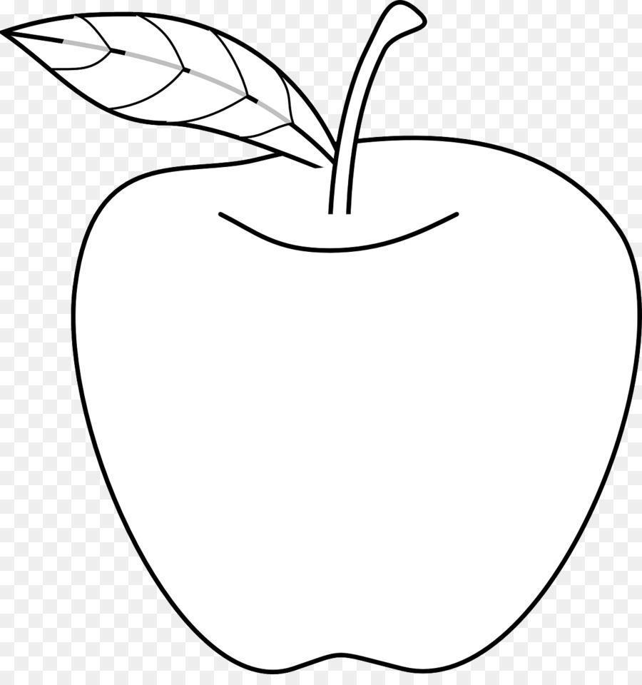Free Apple Outline Transparent, Download Free Clip Art, Free.
