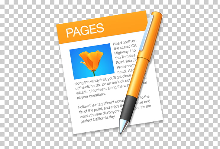 Pages macOS iWork Apple App Store, apple PNG clipart.