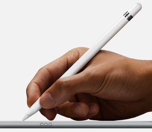Apple Pencil for iPad Pro/6th Gen iPad.