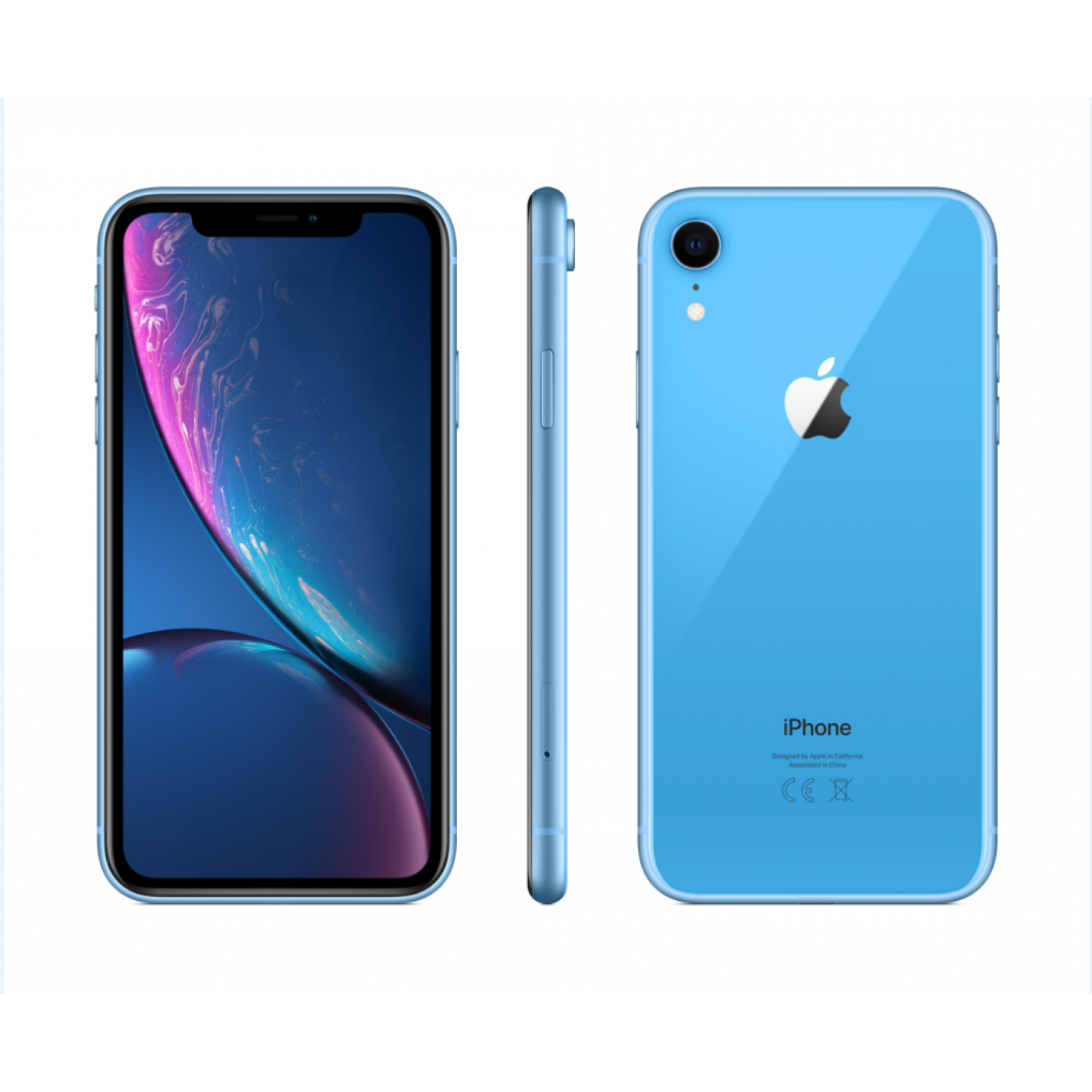 Apple iPhone XR 64GB Blue.