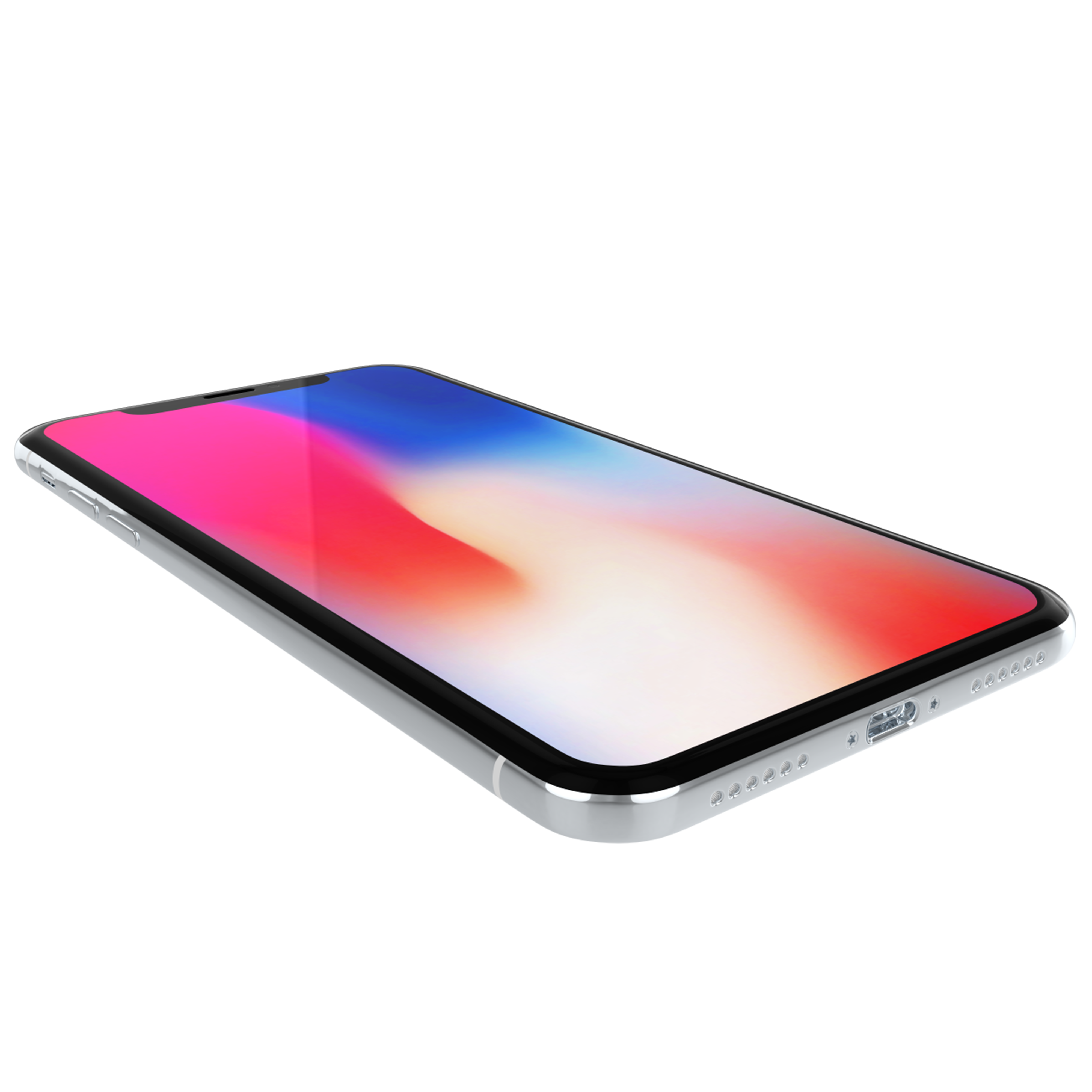 Apple iPhone X PNG Image.