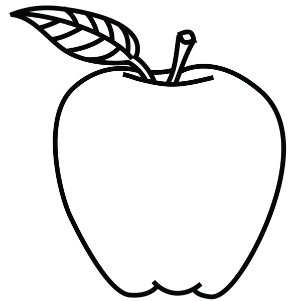 Apple Core Drawing.