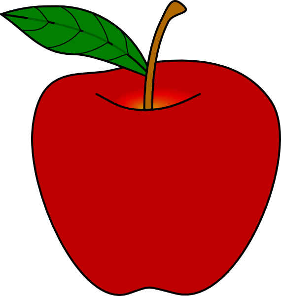 Apple Clipart Free.
