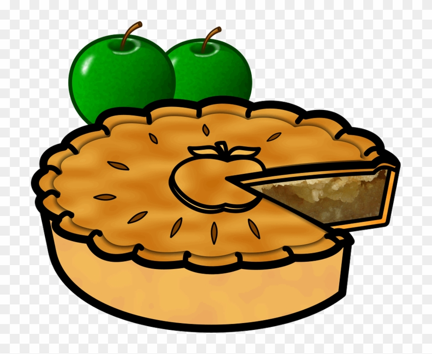Apple Pie Pumpkin Pie Buko Pie Clip Art.