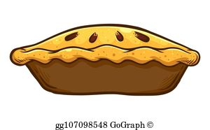 Apple Pie Clip Art.