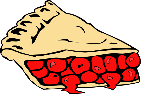 Free apple pie clipart.