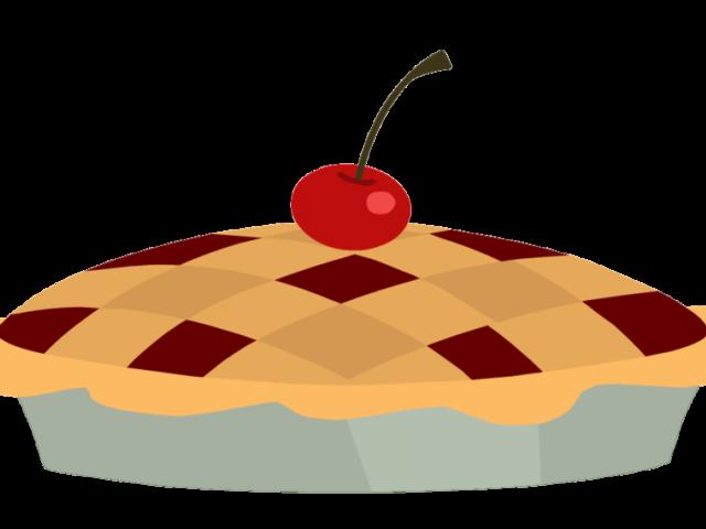 slice of apple pie clipart #3.