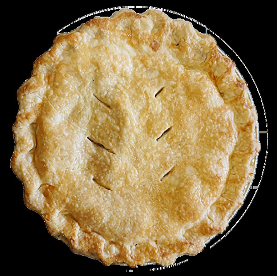 Hudson Valley Apple Pie.