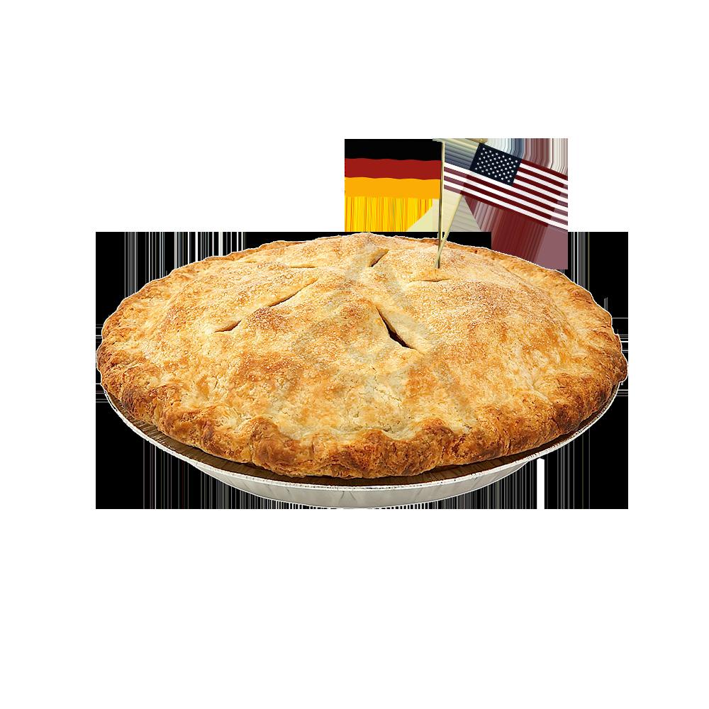 Oma's Apple Pie.