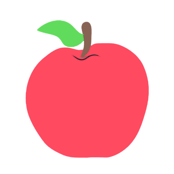 Apple PNG For Teachers Transparent Apple For Teachers.PNG Images.