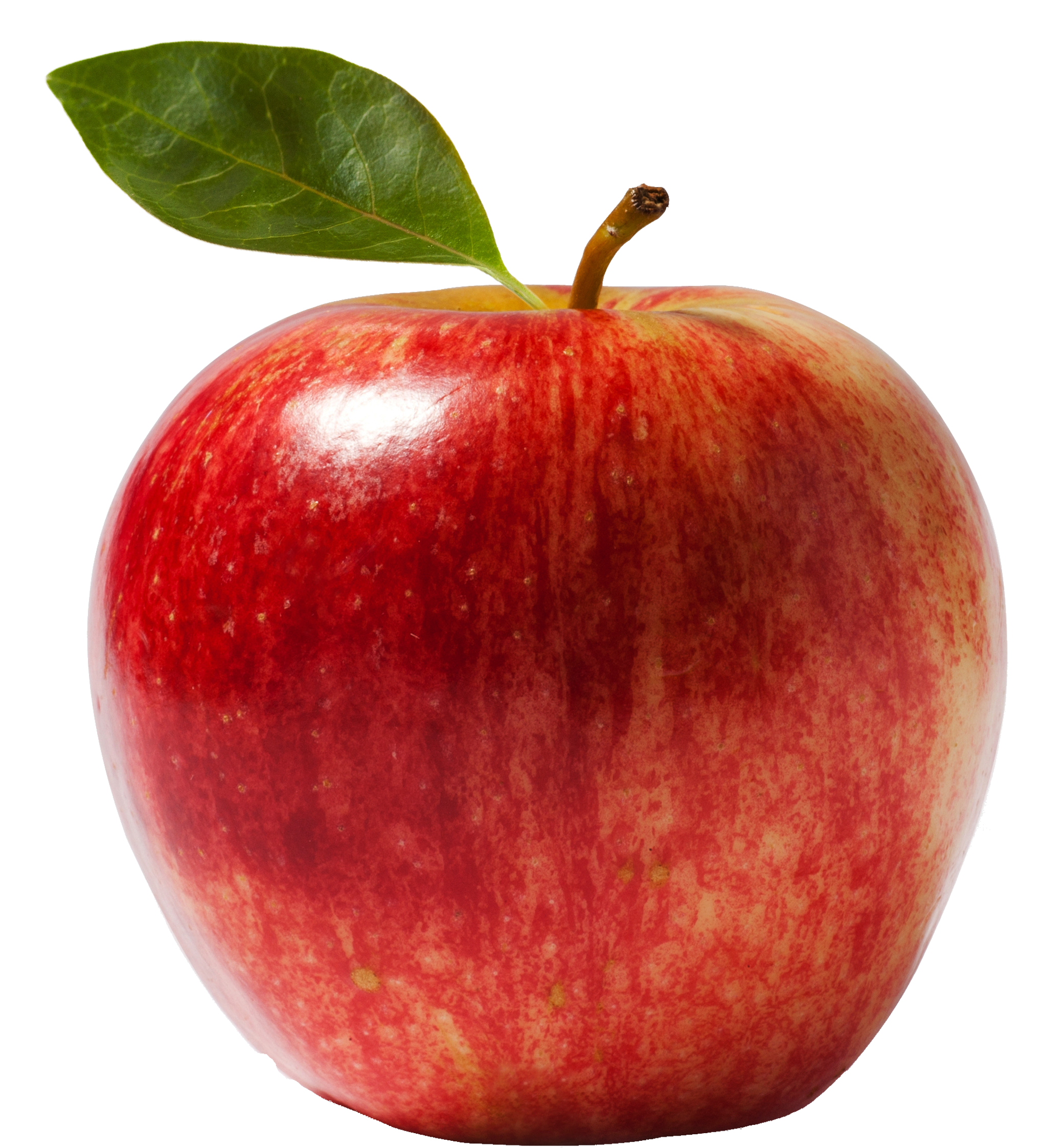 Red Apple PNG Image.